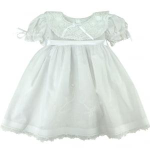 Vestido Renda Renascença Maitê - 1 ano
