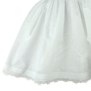 Vestido Renda Renascença Maitê (3, 12 e 24meses)