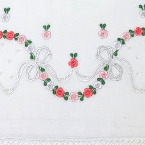 Cueiro Lençol de Xixi Richelieu Sonhos Rosa