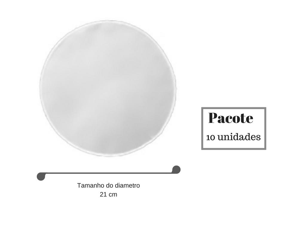 LENÇO VOIL TAMANHO