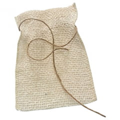 Embalagem manta algodão - 19x40 cm - 10 unidades