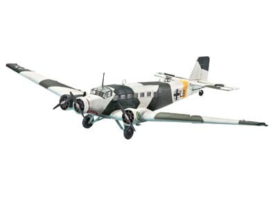 Junkers Ju52/3m - 1/144 CÓDIGO: REV 04843