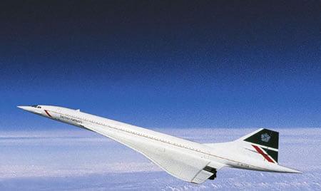 "PLASTIMODELO Concorde ""British Airways"" - 1/144 - REV 04257"