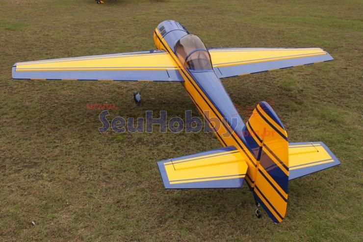 Aeroplus RC 50CC Yak 55M (B)