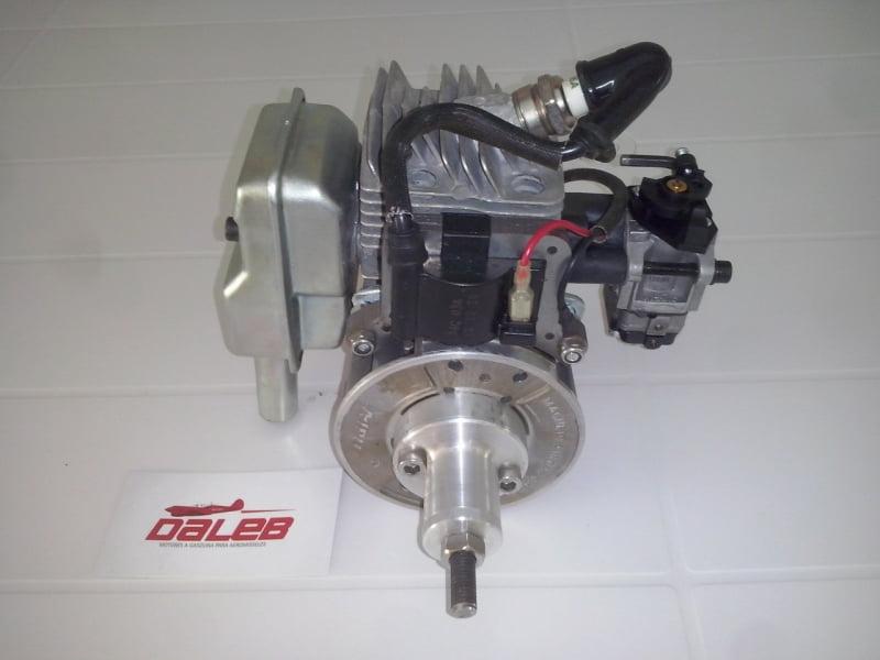 MOTOR DALEB 25CC GASOLINA C/MUFFLER
