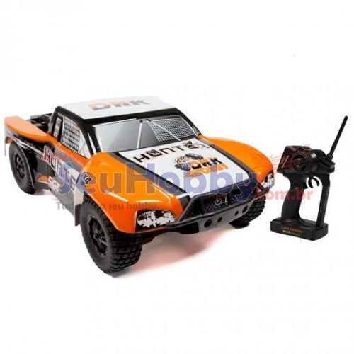 AUTOMODELO HUNTER 1/10 4X4 SHORT COURSE TRUCK BRUSHED