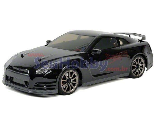 AUTOMODELO VATERRA 2012 NISSAN GTR V100S 1/10 RTR