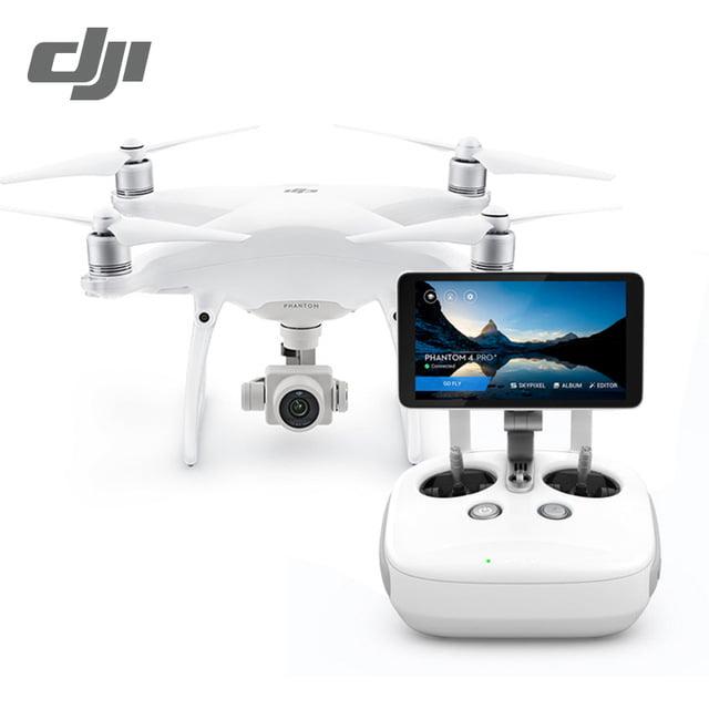 DRONE DJI PHANTOM 4 PRO+ COM TELA DE 5.5