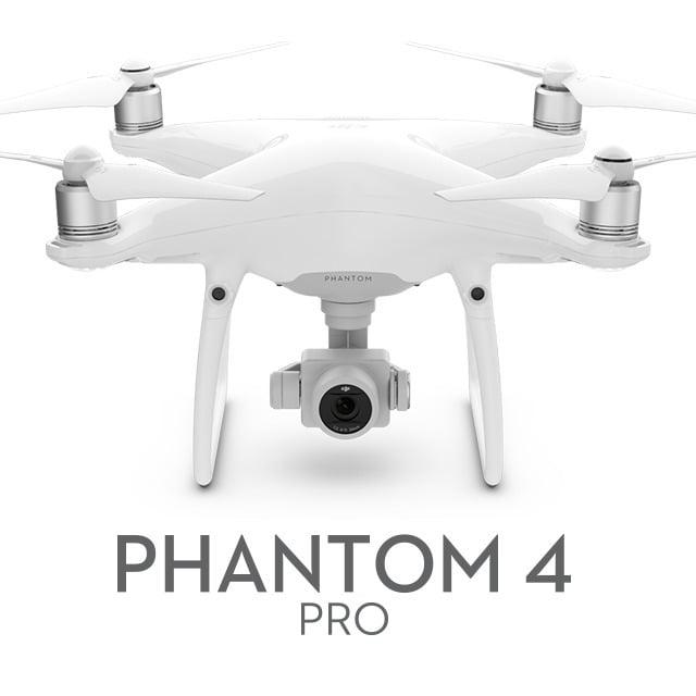 DRONE PHANTOM 4 PRO - P4 DJI