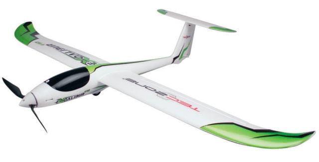 Aeromodelo Excalibur 1100 PNP HOBBICO (4CH)