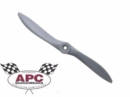 HELICE APC 14x4W 3D FUN FLY PROPELLER