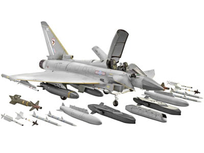 Eurofighter Typhon twin-seater - 1/48 CÓDIGO: REV 04689