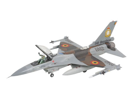 F-16A Fighting Falcon -1/72 CÓDIGO: REV 04363