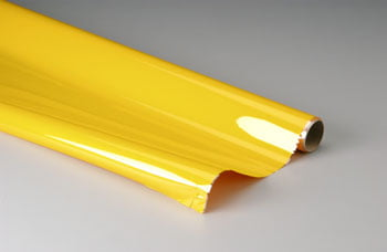 TOP FLITE - Plástico termoadesivo Monokote (66 x 182 cm) - Yellow Cub - MONOKOTE YELLOW CUB - TOPQ 0220