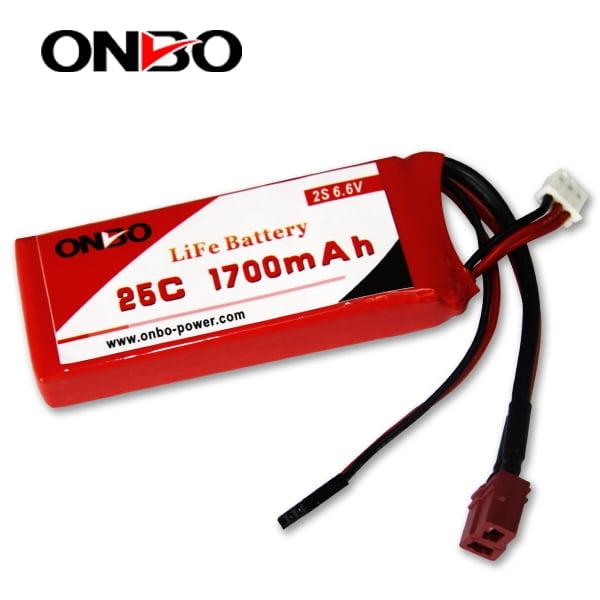 ONBO - BATERIA ONBO LIFE 6,6V 1700mah