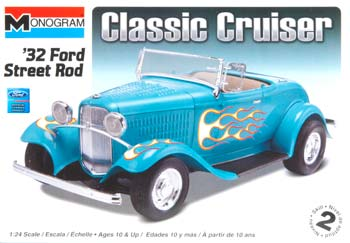 MONOGRAM - Ford Street Rod 1932 - 1/24 - 850882