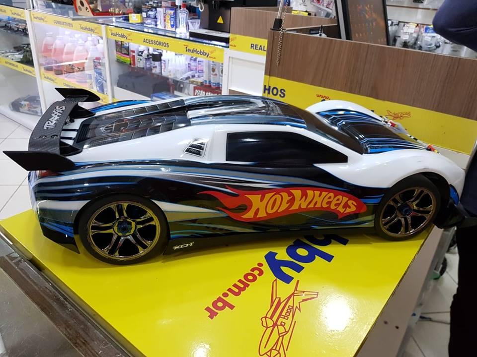 AUTOMODELO ELETRICO X01 TRAXXAS - X-01