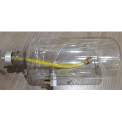 TANQUE DE COMBUSTIVEL TRANSPARENTE PET 1200ML