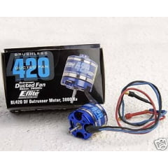 EFLITE - Motor Brushless BL420 Ducted Fan Outrunner 3800kv