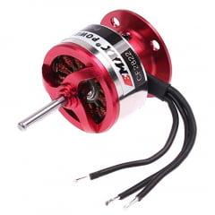 Motor Eletrico  Emax 2822 Emax CF-2822 Motor Brushless Outrunner 1200KV