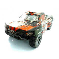AUTOMODELO Himoto 1/8 Demolition RTR 4WD NITRO SHORT COURSE GO21 ENGINE 2.4Ghz N8SC
