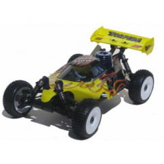 AUTOMODELO HIMOTO 1:8 Torpeda Pro .28 SH PRO Engine Nitro Off Road Buggy 2.4Ghz HI8202