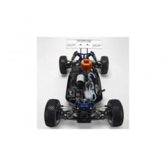 AUTOMODELO LOSI 8IGHT 2.0 BUGGY RTR LOSB0084