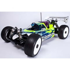 AUTOMODELO Mugen 1/8 MBX7 M-Spec Prebuilt Nitro Buggy Kit E2011