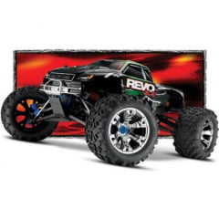 AUTOMODELO REVO 3.3 WIRILESS & TSM Nitro Monster Truck 53097-3