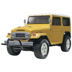 AUTOMODELO CRAWLER Carro Tamiya 1/10 XB Toyota Land Cruiser 40 CC-01 RTR 57810