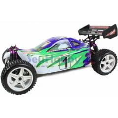AUTOMODELO HIMOTO 1/10 ELETRICO 4WD BUGGY - ZMOTO - Z-MOTO