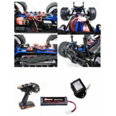 AUTOMODELO HIMOTO - EMXT-1 - 1:10 SCALE RTR 4WD