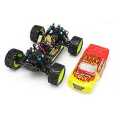 AUTOMODELO HSP KIDKING TRUCK ELETRICO 1/16 - RTR