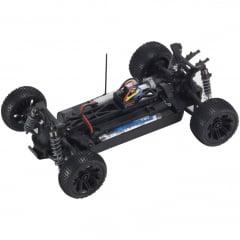 Automodelo Kyosho 1:10 Rc Ep Rs Racing Buggy Dirt Hog Laranj