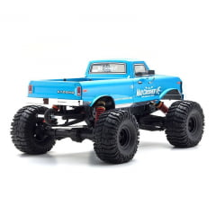 Automodelo Kyosho 1:8 Rc Ep Rs Monster Truck Mad Crusher Bru