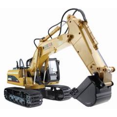 Huina - Trator Escavadeira PC - 15 Canais 2.4g