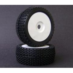 Sintec - Roda C/ Pneu Sintec Xtreme Off-Road Branco 44mm - S058