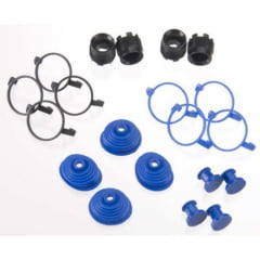 Traxxas 5378X Pivot Ball Caps and Dust Boots