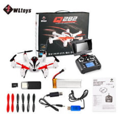 DRONE WLtoys Q282G 5.8G FPV With 2.0MP Camera 6-Axis RC