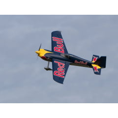 AEROMODELO ELETRICO RED BULL EDGE 540 1.3MM BNF BASIC WITH AS3X® (HSF2280)