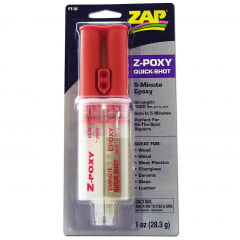 ZAP - Z-POXY QUICK-SHOT - COLA EPOXY 5MIN PT-36