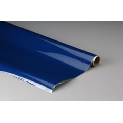 TOP FLITE - Plástico termoadesivo Monokote (66 x 182 cm) - Azul safira - MONOKOTE SAPHIRE BLUE - TOPQ 0226