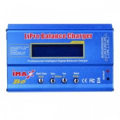 IMAX - Carregador Bateria Lipo Imax B6 Life Nimh Nicd Sem Fonte