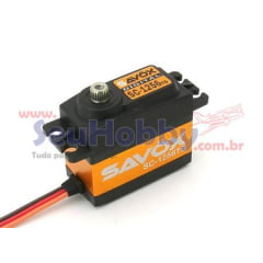 SERVO DIGITAL SAVOX SC-1256 TG (HIGH TORQUE, 6VOLTS, 20KG, 0.15S)
