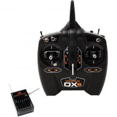 Radio Spektrum DXe - 6 CANAIS