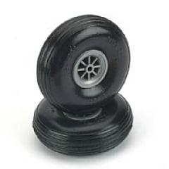 DUBRO - Roda de Borracha 3 polegadas (par) - DUBR 300T