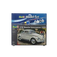 Revell - Volkswagen Fusca Beetle Limousine 1968 - 1/24
