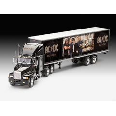 Truck & Trailer AC/DC Limited Edition - 1/32 - NOVIDADE!