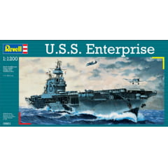 REVELL - U.S.S. Enterprise - 1/1200 - 05801