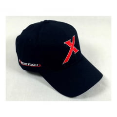 BONÉ Extreme Flight Bone Extreme Flight X Logo Hat - Black